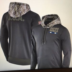Nike Indianapolis Colts Salute To Service Hoodie